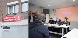 Regiondirektör Karin Stikå Mjöberg, regionråd Ulf Berg och jurist Lena Jönsson konstaterade under tisdagen att Region Dalarna kan ha betalat ut 100 miljoner för mycket under två år för färdtjänst och sjuktransporter.