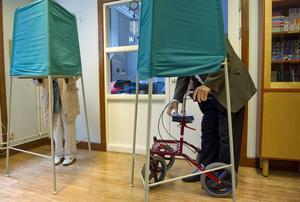 Om du tycker sjukvårdsfrågan är den viktigaste, vet du vad du ska rösta på då? Foto: Jessica Gow /