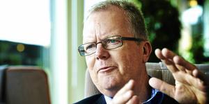 Anders Ahlgren gör en liten politisk comeback. Foto: Claes Söderberg