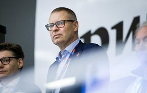 Mikael Johansson, vd i Örebro Hockey. Bild: Johan Bernström/Bildbyrån