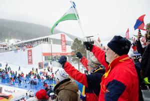 Sören Monvall och Mac Donald Monvall har sett en sport i stor förändring sedan de upplevde sitt första VM i Åre.
