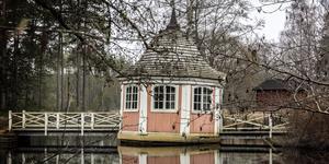 Skinnskattebergs kommun har beslutat köpa Ebba Brahes lusthus i Bockhammar.