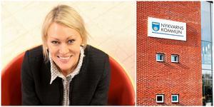 Frida Nilsson blir ny kommundirektör i Nykvarn.