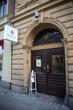 Karma Spa ligger på Köpmangatan i Sundsvall och flera intressenter har hört av sig.