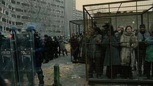 En scen ur filmen Children of men.