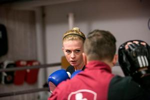 Love Holgersson är hoppfull och siktar på medalj i VM. Foto: Carl Lindblad