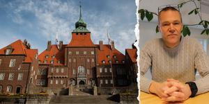 Lars Liljedahl är förvaltningschef på vård- och omsorg. Foto: Linda Hedenljung/Per Hansson