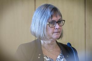 Åsa Äng Eriksson (M), ordförande i Hufb:s direktion.