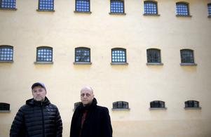 Svartenbrandt hann aldrig sitta fängslad på Långholmen, men blev utvärderad på den psykiatriska avdelningen när han var 17-18 år gammal, berättar Ola Brising.Foto: Janerik Henriksson/TT
