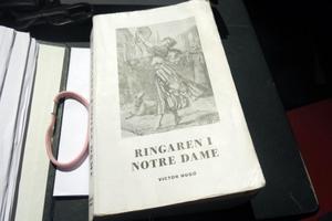Victor Hugo ville skapa opinion för Notre-Dames bevarande. Bild: Kristian Ekenberg