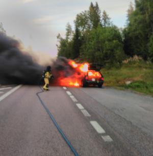 Bild: Räddningstjänsten Höga kusten-Ådalen.