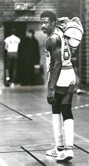 Bob Osberry. Foto: BBLAT-arkiv