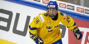 Erika Grahm och de övriga i Damkronorna fortsätter nobba landslaget. Foto: Tomi Hänninen/Bildbyrån.