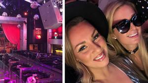 """Nadine från Örebro gör karriär i USA – festar med Paris Hilton: """"Det är helt sinnessjukt"""""""