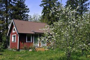 Tjänar du mindre än 40 000 kronor vid uthyrning av hus eller lägenhet är beloppet skattefritt.