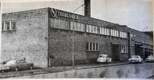 ÖA 27 januari 1969. Svenska Bilgummidepån flyttar regummeringsfabriken i Ö-vik hit till nya lokaler på Strandgatan, i före detta KF:s lagercentral.