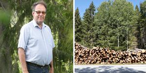 Enligt Kjell Andersson har främst små öar i skärgården fått dispens, i övrigt har Skogsstyrelsen varit restriktiv.