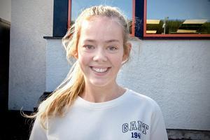 Thea Henriksson, 16, studerande, Sundsvall: