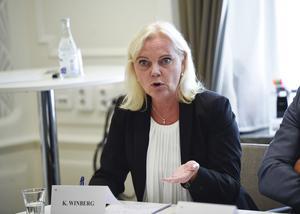 Kristina Winberg (SD) avslöjade att  EU-vallistettan Peter Lundgren ofredat en kvinnlig partikamrat. Hon petades från listan - han får förnyat förtroende.