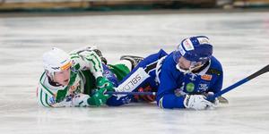 Niklas Giftings VSK fick se sig besegrade av Martin Johanssons Villa.