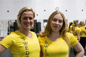 Tränarna Emelie Holmberg och Cecilia Kvanman ser Usa som en utvecklingsresa för laget.