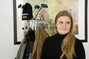Therese Kihlander, näringslivs- och turistsamordnare i Skinnskattebergs kommun.