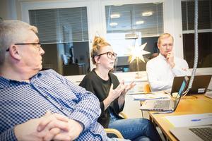 Bengt Albertsson, grundskolechef, Sara Nordqvist, utredare på bildningsförvaltningen, och Björn Hansson, skolchef, kommer göra en djupare analys av Öppna jämförelsers resultat för grundskolan i Avesta.