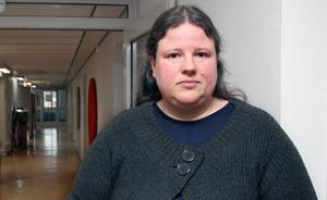 """Facken har begärt att få se forskningsresultat som visar fördelar med kontorslandskap. """"Men hittills har vi inte sett något"""", säger Stöt Ulrika Andersson, ordförande för akademikerförbundet Saco på Länsstyrelsen"""