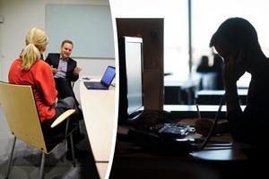 Bland TCO:s medlemmar verkar det inte finnas någon vilja att förändra las, skriver Maj-Lis Persson och Eva Nordmark. Bild: Anders Wiklund/TT / Fredrik Sandberg/TT