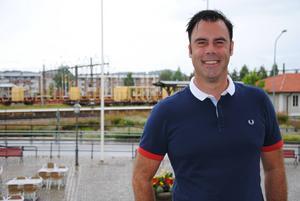 Örjan Larsson lämnar Landafors och går in i ledarstaben i Rengsjö SK.