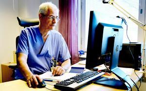 –  En ökad rörlighet ökar risken att de här trots allt relativt få fallen med dåliga läkare dyker upp som hyrläkare inom primärvården, säger Jonas Wallvik, ordförande i Medelpads läkarförening.