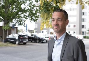 Daniel Adborn (L), ordförande i Nynäshamns miljö- och samhällsbyggnadsnämnd.