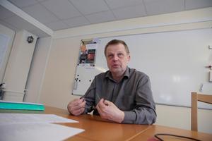 Jan Pettersson har varit med om både framgångar och misslyckanden under sina många år som vd för Väsman Invest. Ett par miljoner finns kvar i kassan som ska räcka under avvecklingsperioden.