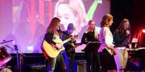 Musikskolan i Härjedalen bjöd på många talangfulla uppträdanden under Musikhjälpens afton i Sveg