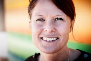 Jenny Gotthardsson är områdeschef på Boliden i Garpenberg.