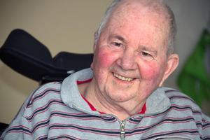Allan Mattsson har haft egna hundar tidigare och har fortfarande taxen Mimmi som bor hemma med hans fru.