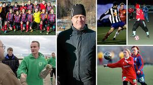 Sidsjö-Böles ordförande Richard Brännström, i mitten, kan se tillbaka på många lyckade värmecup-upplagor under 40 års tid, men 2018 blir första året utan turneringen.