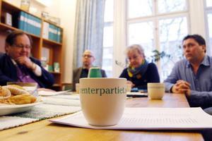Centerpartiet börjar forma sitt lag. Här är gänget som toppar kommunlistan i Östersund.