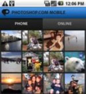 Photoshop nu även för Android