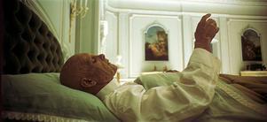 Diverse mystiska visioner visualiseras i Stanley Kubricks film