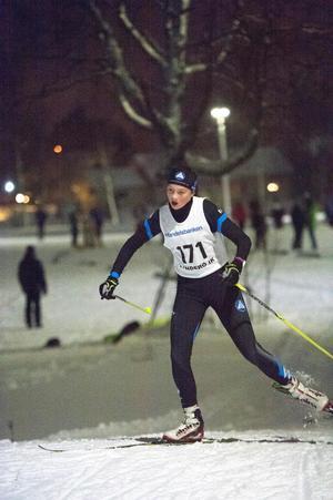 Ebba Englund, Bergeforsens SK.