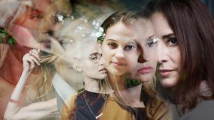 Kollage: Diana Savina. Foton: TT. Zara Larsson, Lena Endre, Silvana Imam, Alicia Vikander, Ebba Busch Thor och Alexandra Rapaport är några av alla de tiotusentals som skrivit under olika branschupprop i samband med #metoo-kampanjen.