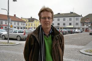 Henrik Olofsson, utvecklingschef i Askersunds kommun. Arkivfoto: Tove Svensson/NA