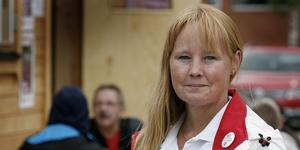 Susanne Hansson (S) , kommunstyrelsens ordförande i Strömsunds kommun.