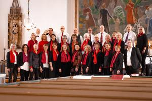 Forsa-Högs kyrkokör kommer sjunga i Forsa kyrka den 23 december, natten innan julafton.