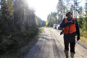 Jägareförbundet Dalarnas ordförande Ulf Berg är kritisk över hur processen kring jakthärvan i Västmanland skötts av rättsväsendet - och media.