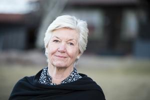 Birgitta Baud är eldsjälen bakom Storytelling. Foto: Torleif Svensson
