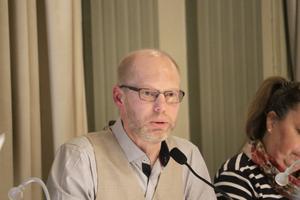 Fullmäktiges ordförande för fyra år framåt blir Per Andreasson (S).