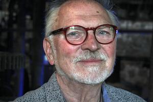 Konstnären Kenneth Håkansson.