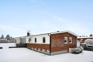 Villan på Vallby.Foto: Pax
